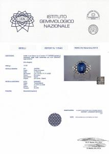Certificato Gioiello Grande