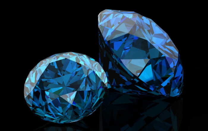 Il Diamante Blu: Caratteristiche di una Gemma Rara