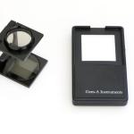 polariscopio portatile